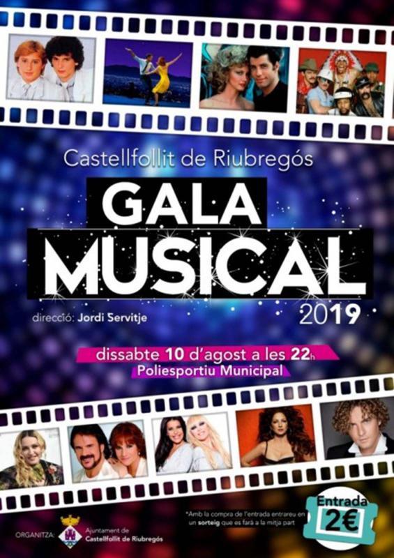 Festa major d'estiu de Castellfollit de Riubregós 2019 - Castellfollit de Riubregós