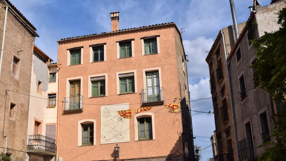 29.08.2019 Casa les Monges  Torà -  Ramon Sunyer
