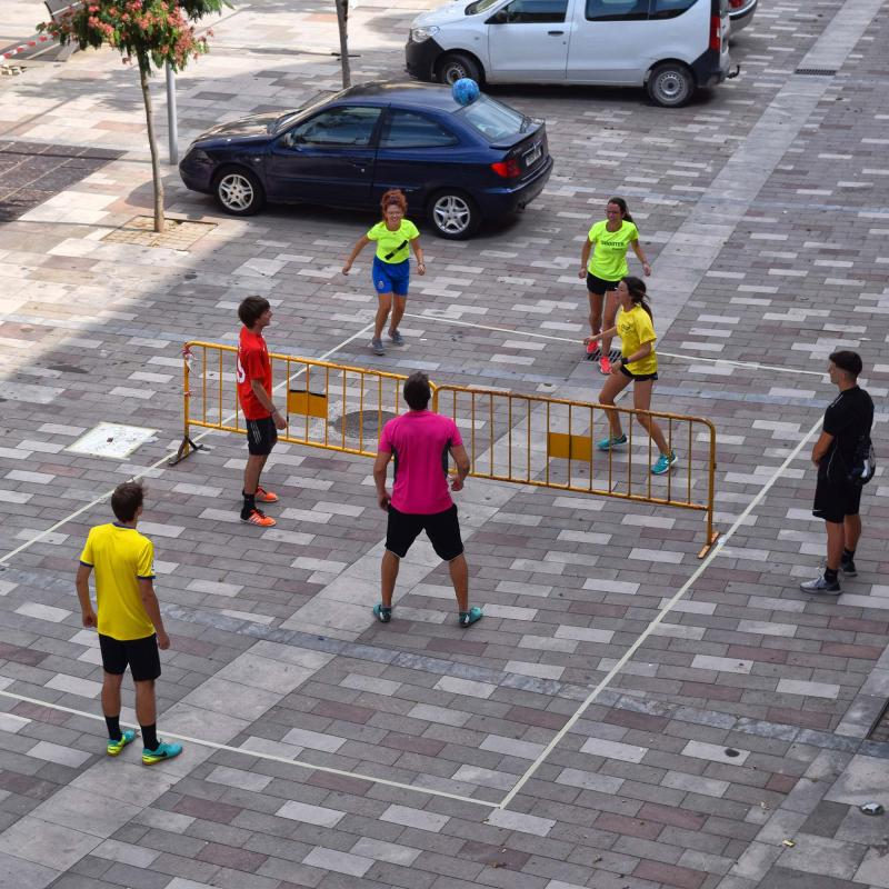 29.08.2019 Torneig de Futbol - Tennis  Torà -  Ramon Sunyer