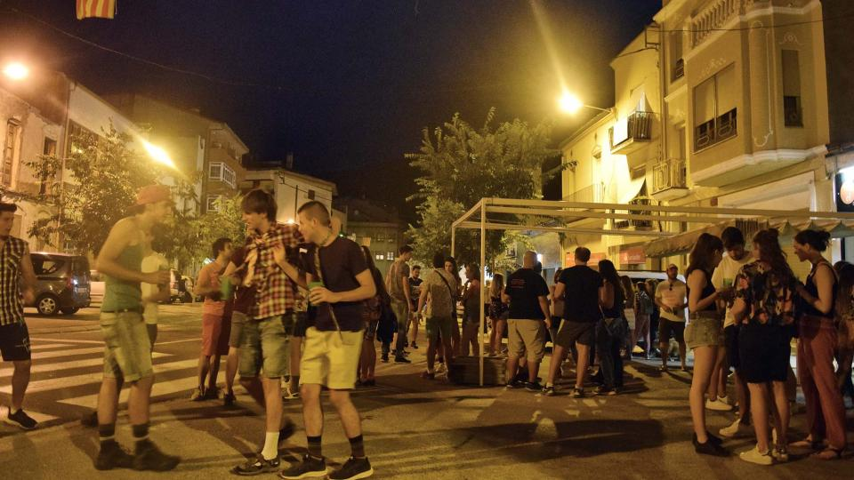 29.08.2019 Correbars  Torà -  Ramon Sunyer