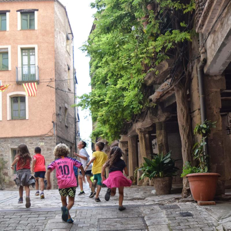 30.08.2019 Gimcana infantil  Torà -  Ramon Sunyer