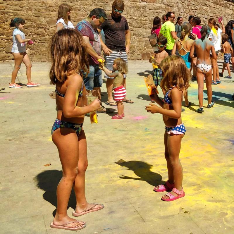 31.08.2019 Festa Holi  Torà -  Ramon Sunyer