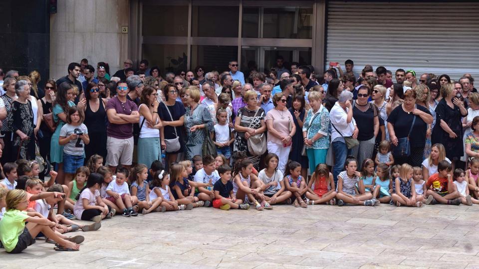 01.09.2019 Festa de les priores i priors de sant Gil  Torà -  Ramon Sunyer