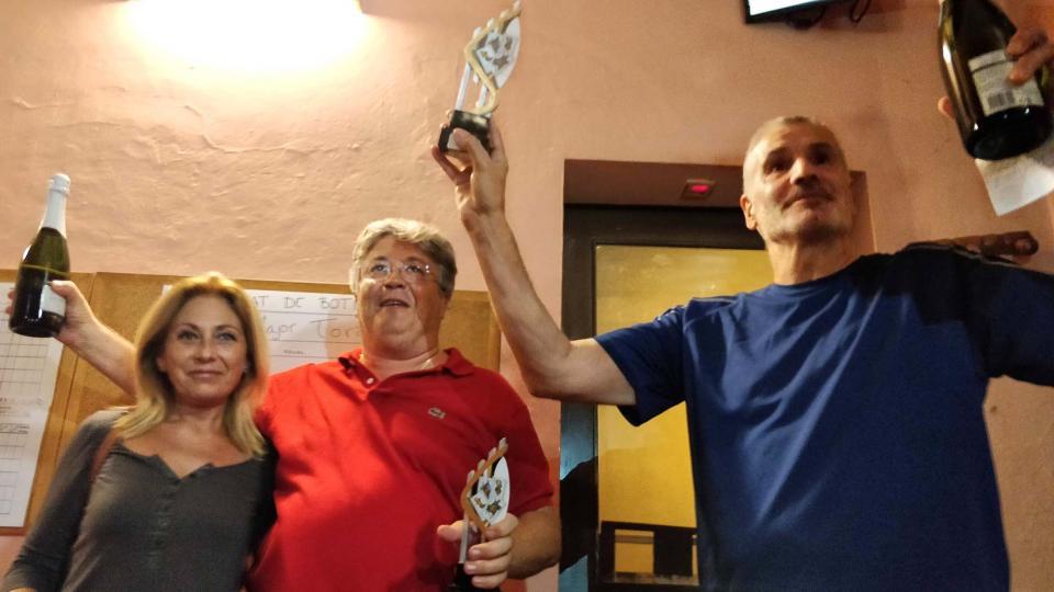 31.08.2019 Campionat Botifarra  Torà -  Ramon Sunyer