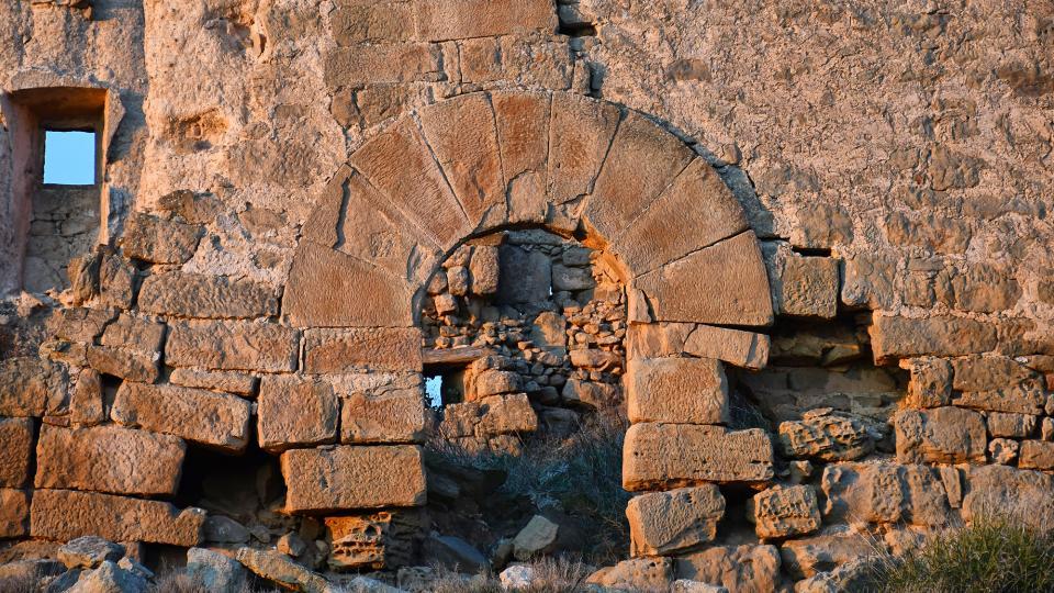 02.01.2020 Posta de Sol al Mas de Sant Pere  Lloberola -  Ramon Sunyer