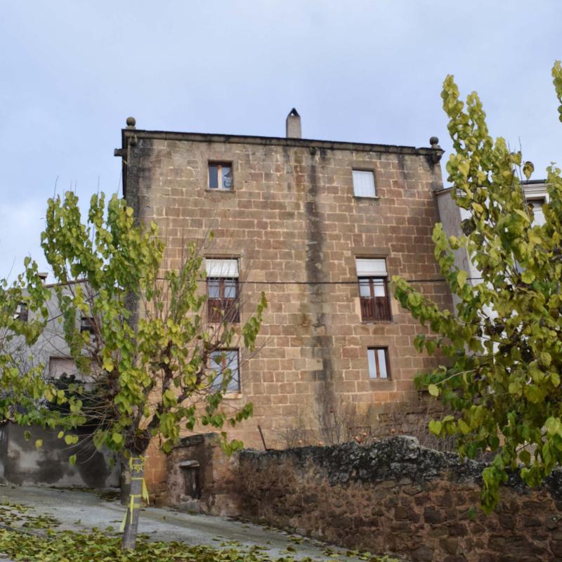 08.12.2018 Casa del Mossèn Ramón  Biosca -  Ramon Sunyer