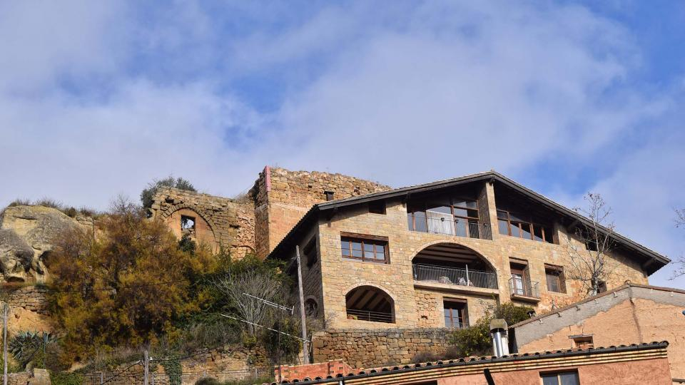 08.12.2018 castell  Biosca -  Ramon Sunyer