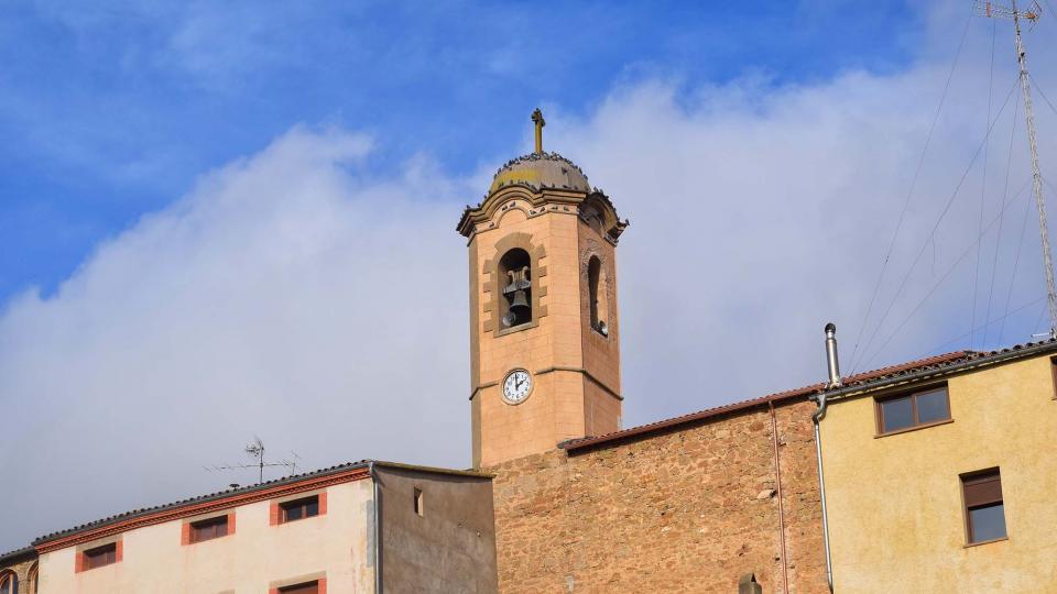 08.12.2018 església  Biosca -  Ramon Sunyer
