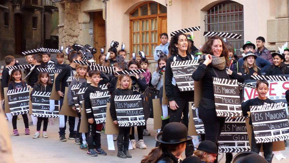 14.02.2020 Rua Infantil del CEIP Sant Gil  Torà -  Jan_Closa