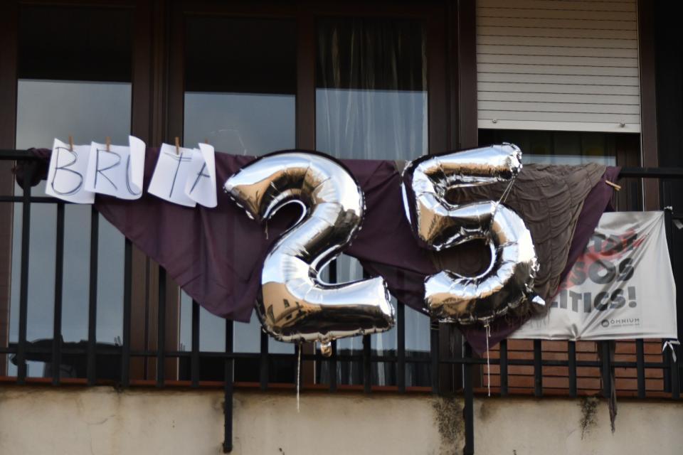 15.02.2020 25 anys Bruta  Torà -  Xavier Sunyer