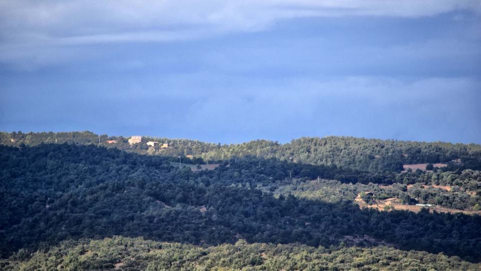 08.10.2018   Vallferosa -  Ramon Sunyer