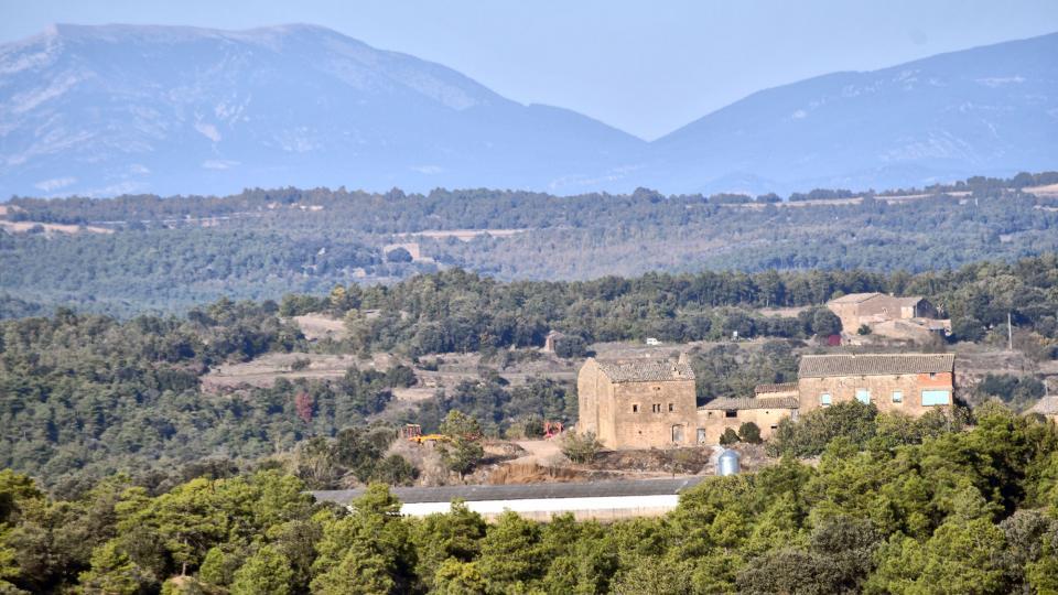 18.10.2020 Mas les Viles  Sant Serni -  Ramon Sunyer