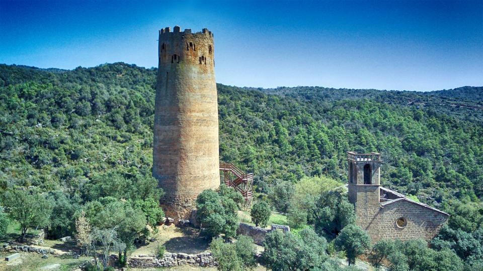 05.04.2021 Tower Vallferosa  202 - Author Ramon Sunyer