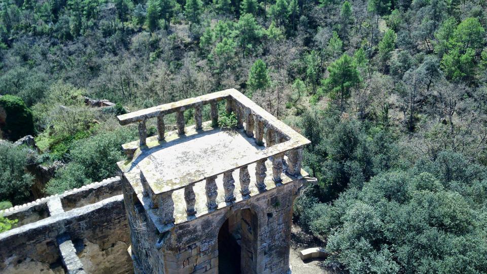 05.04.2021 Església de Sant Pere  Vallferosa -  Ramon Sunyer