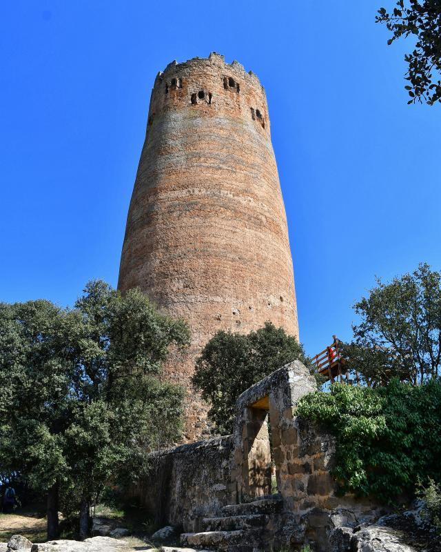 Torre de  Vallferosa - Autor Ramon Sunyer (2021)
