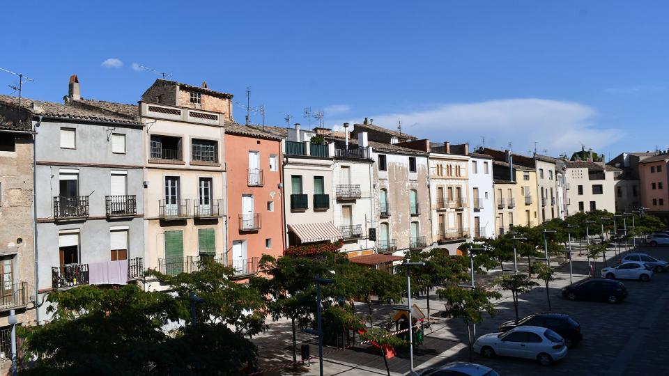 26.08.2021 Plaça del Vall  Torà -  Ramon Sunyer