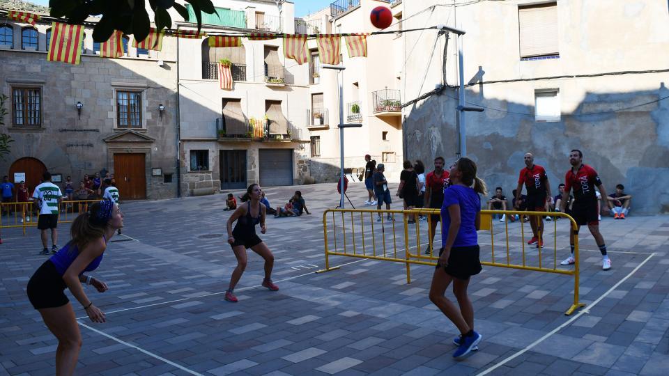 26.08.2021 Torneig de Futbol-Tennis  Torà -  Ramon Sunyer