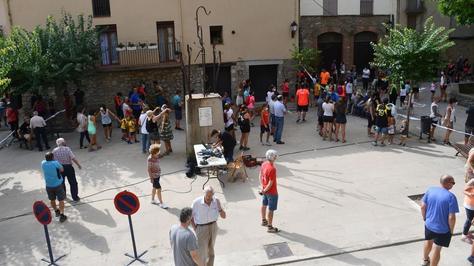 28.08.2021 Cós de Sant Gil  Torà -  Ramon Sunyer