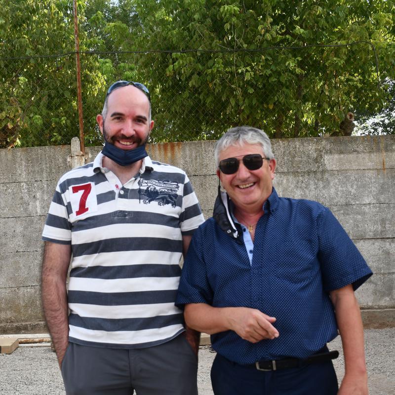 29.08.2021 Partit del centenari CF Torà - UE Guissona   Torà -  Ramon Sunyer