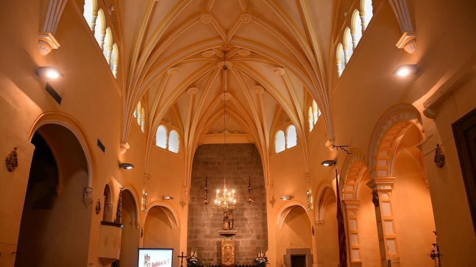 01.09.2021 Església de sant Gil  Torà -  Ramon Sunyer