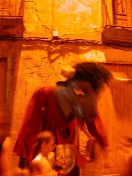 02.09.2005 El brau Constantí  Torà -  Ramon Sunyer