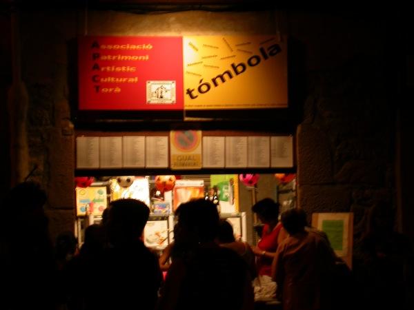 02.09.2005 Tòmbola de l'APACT  Torà -  Ramon Sunyer