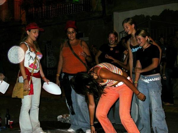 02.09.2005 Gimcama: beure i anar recte, tot un repte  Torà -  Ramon Sunyer