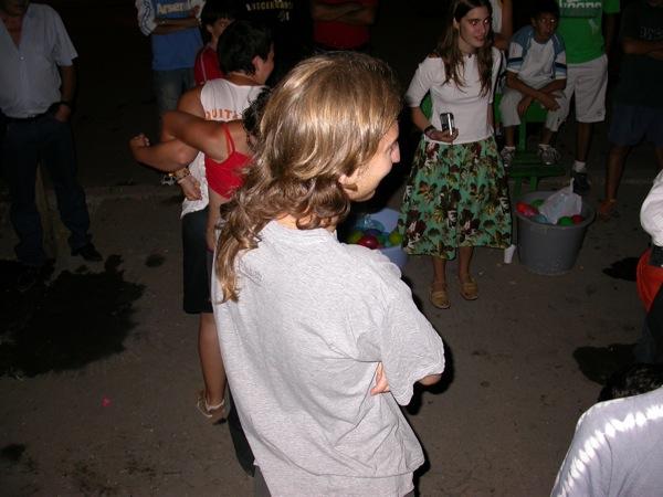02.09.2005 N'hi ha que se'n fan creus del que veuen  Torà -  Ramon Sunyer