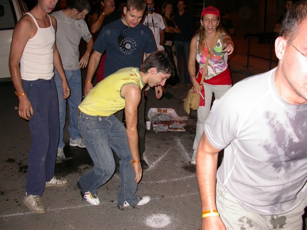 02.09.2005 I després...rodar  i anar dret  Torà -  Ramon Sunyer