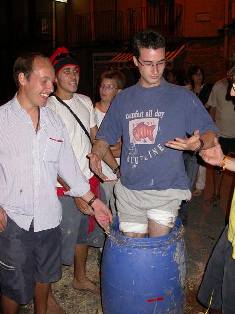 02.09.2005 A la recerca del tresor  Torà -  Ramon Sunyer