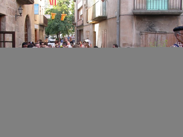03.09.2005 Rua  Torà -  Ramon Sunyer