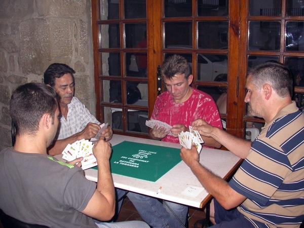 03.09.2005 Quarts de finals: J. Garcia - X. Font / F. Gené - J. Viladrich  Torà -  Ramon Sunyer