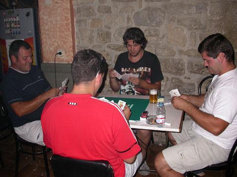 03.09.2005 Quarts de finals: JM Sunyer - A. Romero / J. Miramunt - A. Padullés  Torà -  Ramon Sunyer