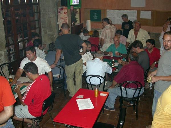 03.09.2005 Quarts de finals: detall  Torà -  Ramon Sunyer
