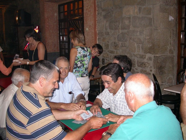 03.09.2005 Partida de semifinals  Torà -  Ramon Sunyer
