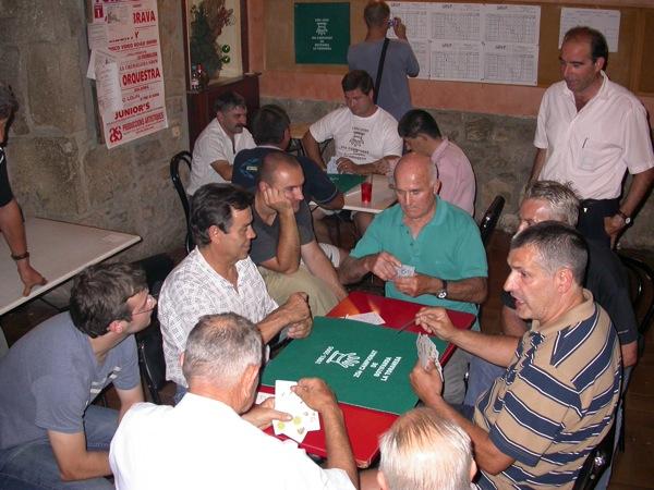 03.09.2005 Partides de semifinals  Torà -  Ramon Sunyer