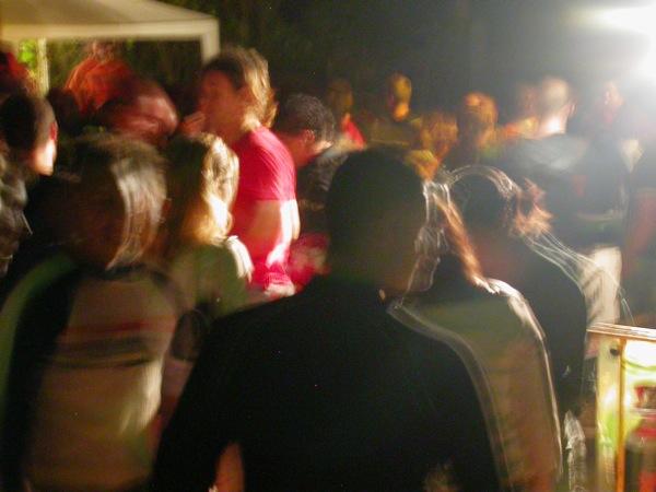 03.09.2005 L'assisténcia va anar creixent  Torà -  Ramon Sunyer