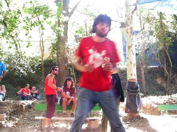 03.09.2005 El ball continua  Torà -  Ramon Sunyer