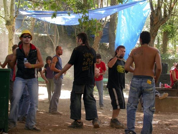 03.09.2005 Aixecant pols  Torà -  Ramon Sunyer