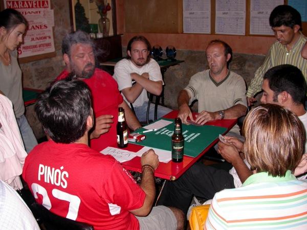 02.09.2006 Semifinals: Toni Pinós, Oswald Romero, Pep Alsedà i Jordi Escalante  Torà -  Ramon Sunyer
