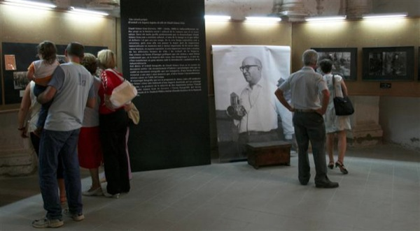 01.09.2006 Exposició APACT al convent  Torà -  Xavi