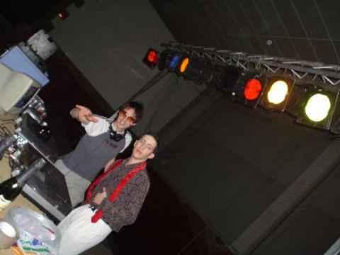 17.02.2006 Dj Kuesta i Badnoise  Torà -  D. Cuesta