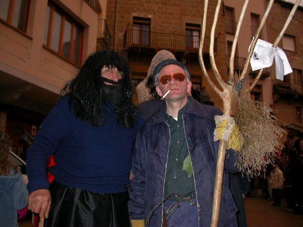22.02.2003 Comparsa  Torà -  Ramon Sunyer