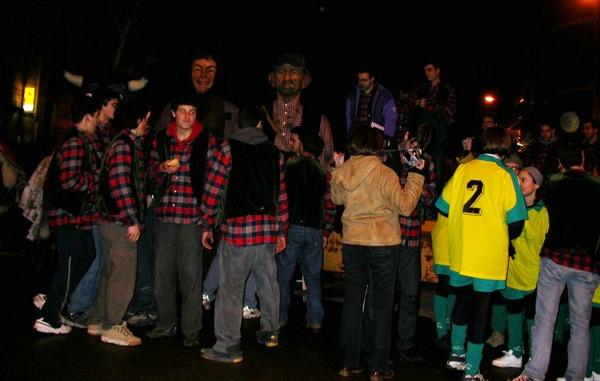 22.02.2003 Colla dels geganters  Torà -  Ramon Sunyer