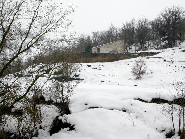 05.02.2006 Cabana de ca la Madrona al Calvari  Torà -  Ramon Sunyer i Balcells
