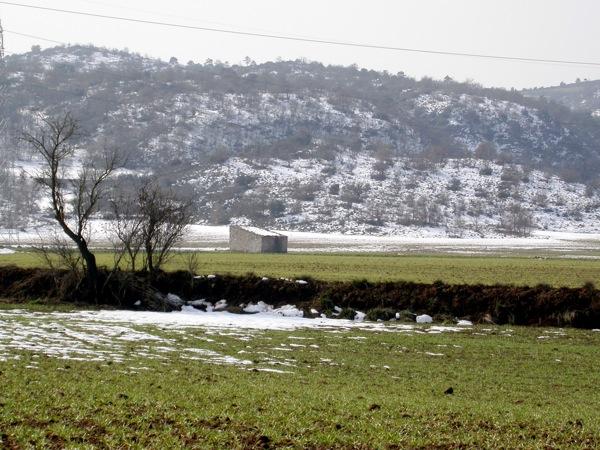 12.02.2006 Vista general de la zona de les Torrovelles  Torà -  Ramon Sunyer