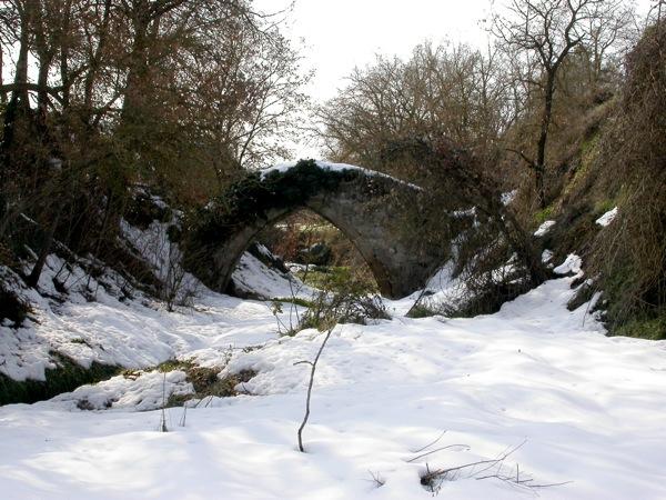 05.02.2006 El Pont del Diable  Torà -  Ramon Sunyer