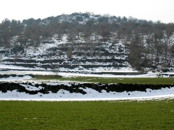 12.02.2006 Vista de la zona de les Torrovelles  Torà -  Ramon Sunyer