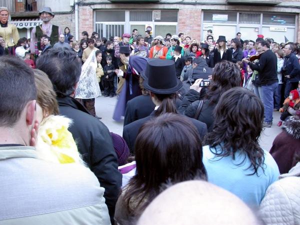 18.02.2006 La dansa  Torà -  Ramon Sunyer