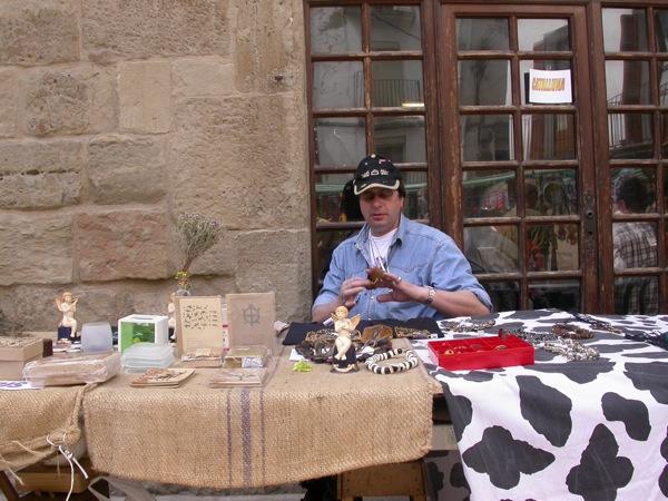 10.04.2006 Parada de l'Ars  Torà -  Ramon Sunyer